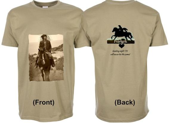 Designer 'Poldark' Unisex T-shirt apzT9
