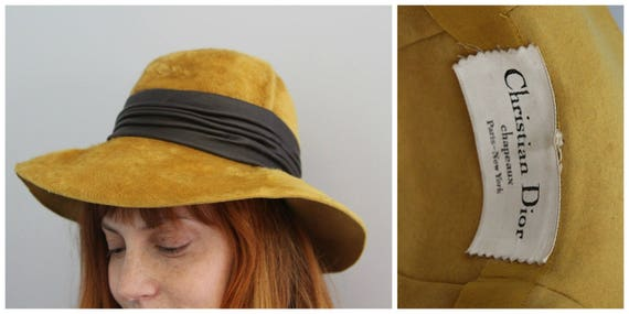 1950s Christian Dior Hat - image 3