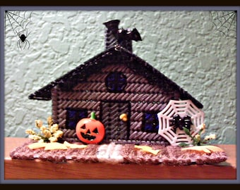 Haunted House on Ghostgap Lane