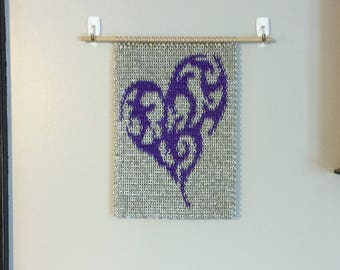 Chainmaille Wall Art