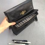 Piano Bag Leather Upright Piano Purse