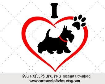 scotch terrier silueta png - Clip Art Library
