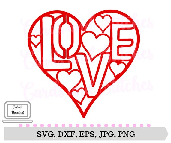 Herz Svg Valentinstag Herz Svg Liebe Herz Svg Herz Etsy