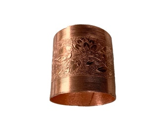 Copper Stamping Blanks 5-200 18 gauge Copper Tag 1.5 x 6 36 ounce READY TO STAMP .0485 Copper cuff 1.5 blanks For Hand Stamping