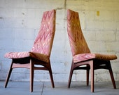 Mid Century MODERN Adrian PEARSALL CHAIRS