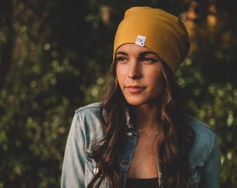 BAMBOO SLOUCH BEANIES