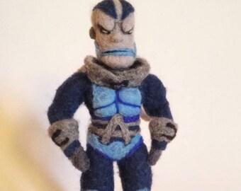 Apocalypse Marvel Comics Art Figure - AdoraWools