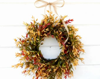 MINI Window Wreaths