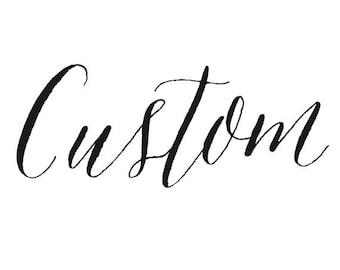 Custom Listing for Kay Lithgow- Wreath Hanger
