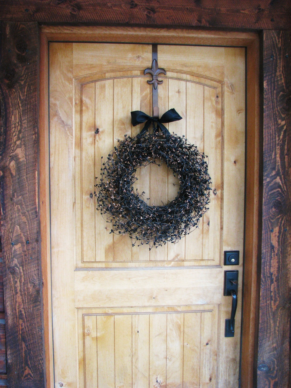Rustic Wreath Fall Wreath Rustic Decor Primitive Country