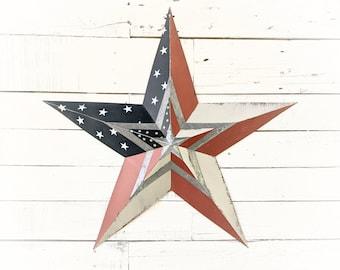 Patriotic Star Wreaths