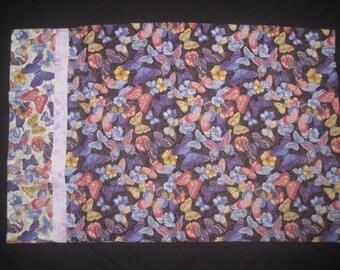 Pillowcase: Butterflies Everywhere