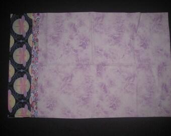 Pillowcase: Dragonflies