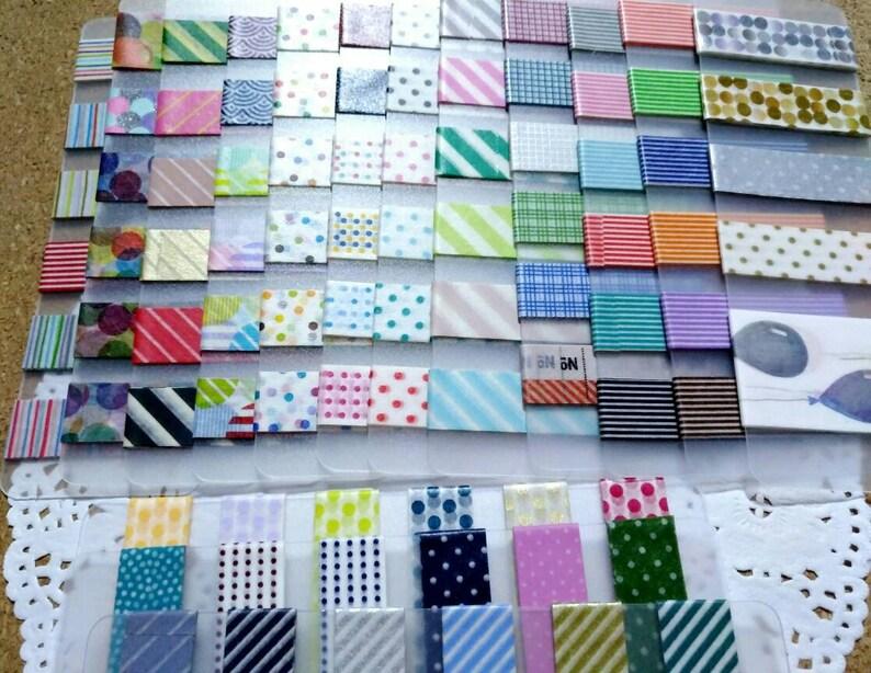 scrapbooking memo notepad,hello kitty,riIakkuma,note sheet 300 Grab bag kawaii mix loose sheets stationery and sample washi 6 Patterns