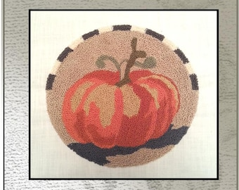 PRINTED - Needle Punch Pattern - BEGINNERS - Lesson 1 (Just starting  )(PNP 171P) - by Kate Gillery at © Briar Cottage
