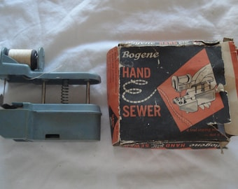 BOGEGE Manual Hand Sewer.