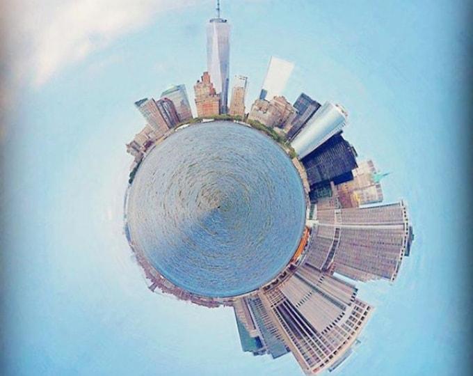 Manhattan - 360 degrees