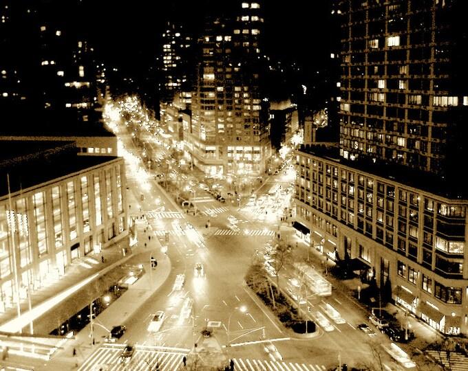 Lincoln Center Traffic