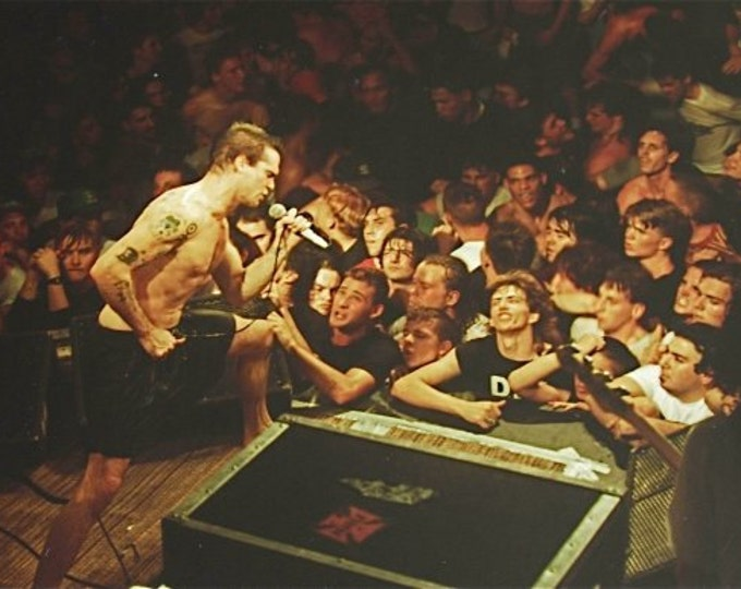 Henry Rollins at The Limelight