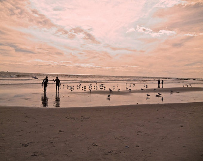 Long Beach Surfers