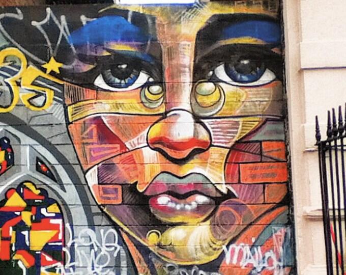 Beauty on 135th street - street art