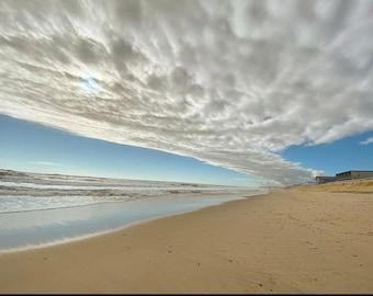 Beach meets Sky - Easthampton