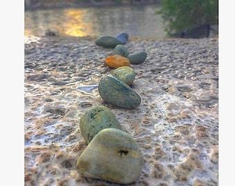 Peaceful Photos - Meditation Rocks