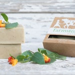 JEWELWEED SOAP // Natural Soap - Poison Ivy Soap - Cold Process - Handcrafted - Artisan Soap - Herbal Soap