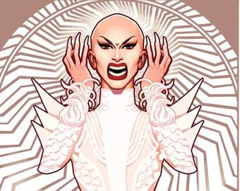 Sasha - Finale Poster