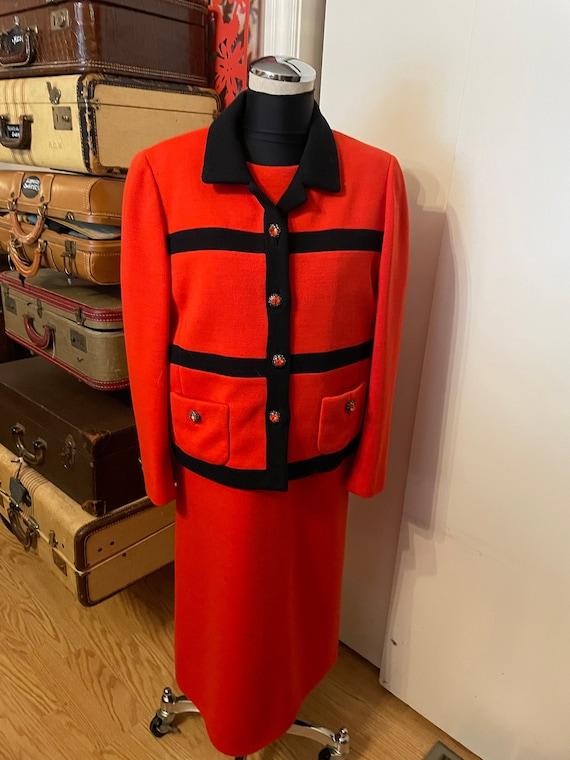 Ben Zuckerman 1960's Dress Suit