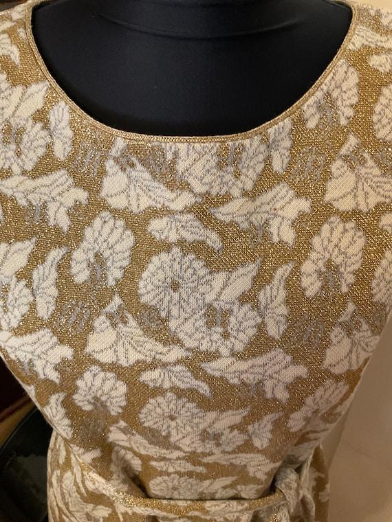 I Magnin Kimberly Knit Dress - image 2