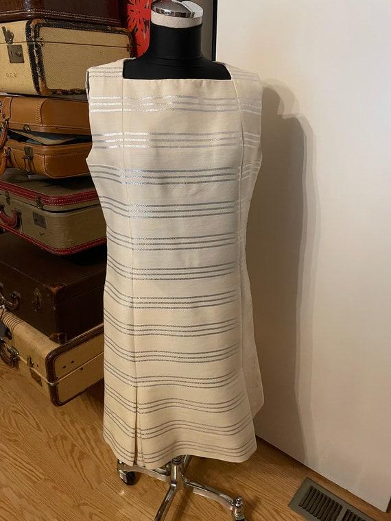 I  Magnin 1960s Dress and Jacket - image 4