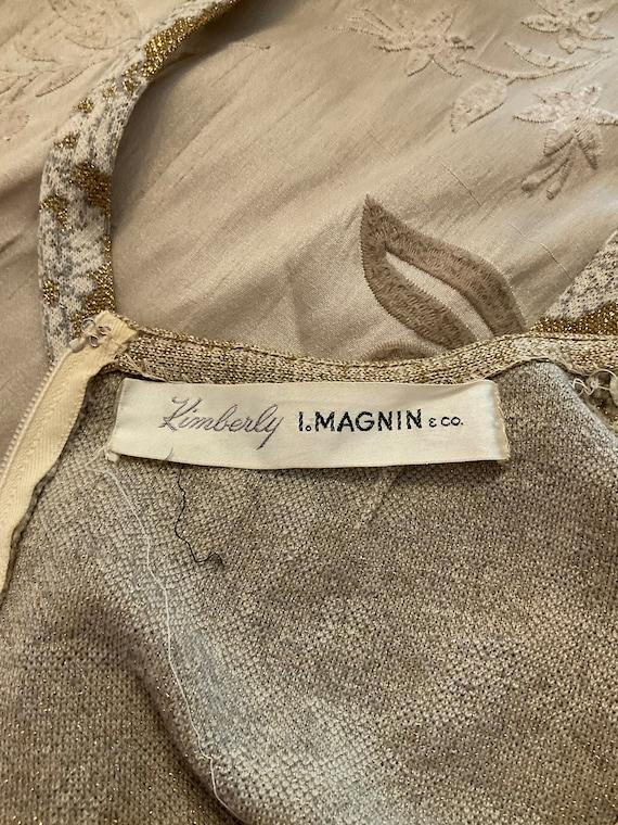 I Magnin Kimberly Knit Dress - image 5