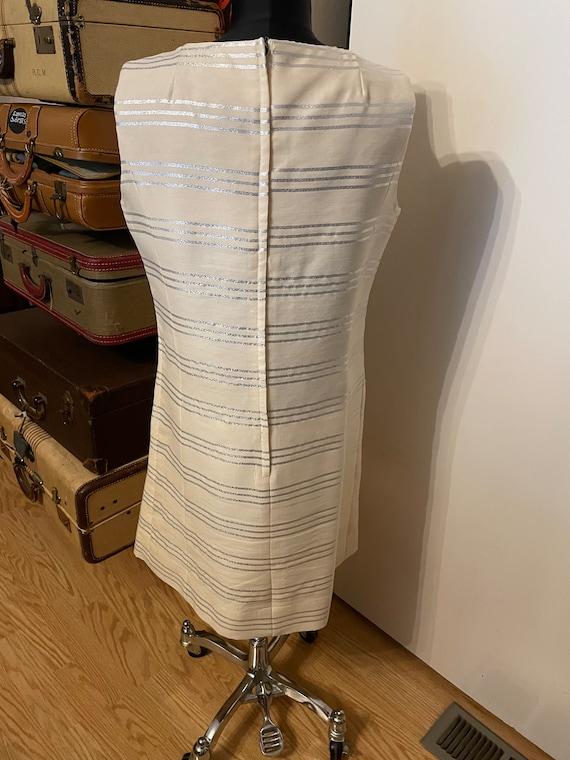 I  Magnin 1960s Dress and Jacket - image 5