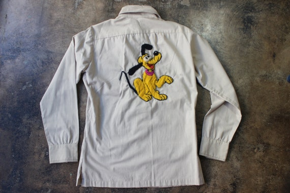 Men's 1970's Pluto Jacket / Vintage Zip Up Leasure