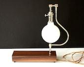 Table Lamp Modern Lighting Home Office Light Office Lighting Wood Lamp Bedroom Light Foyer Lamp Loft Light