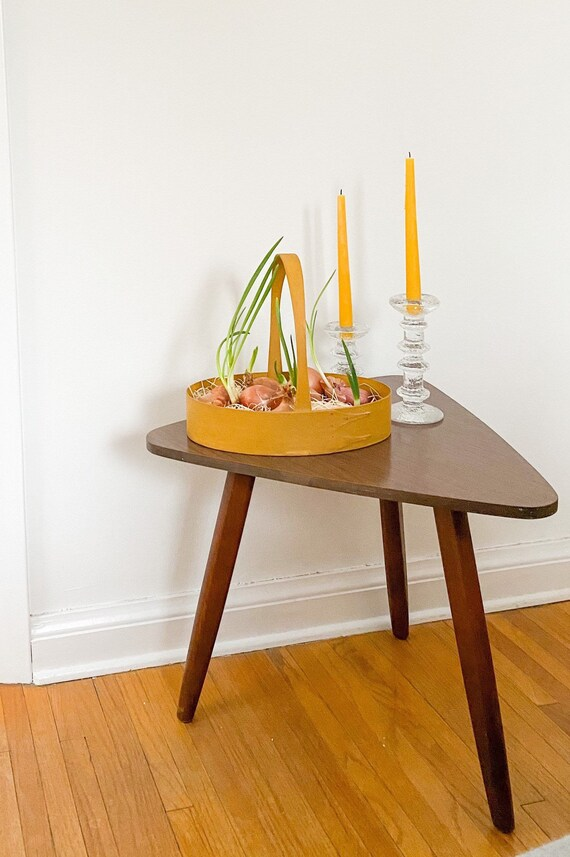 Jan Kuypers Imperial Side table triangular MCM
