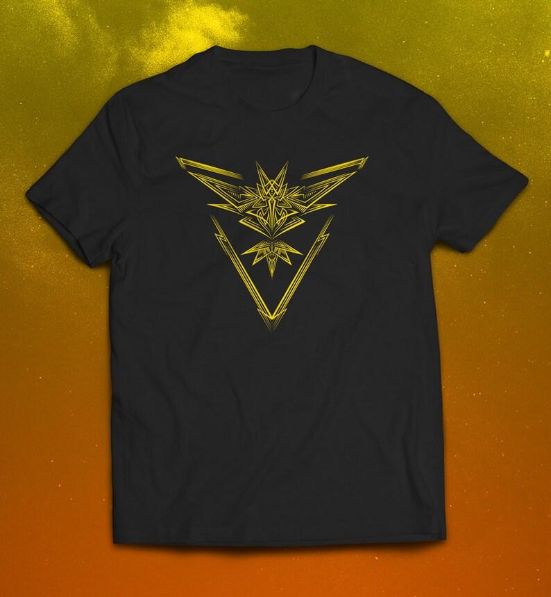 0dc1e176 Pokemon Pokemon Go shirt Team Mystic shirt Team Valor | Etsy