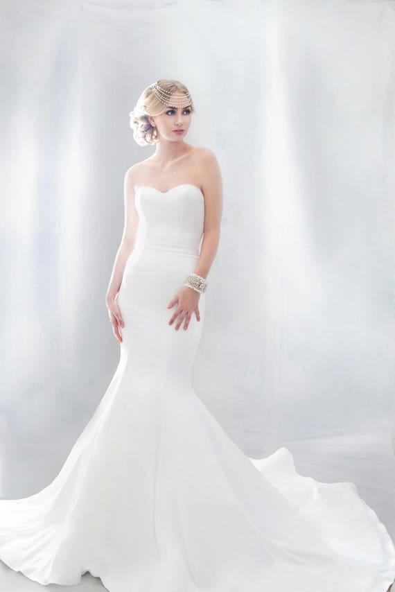 Size 16 Bridal Oddziela Soft Kochanie Gorset Silk Bridal Etsy
