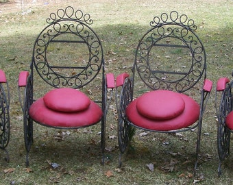 0f83a7154733a Iron chairs