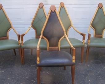 Art Deco Chairs Etsy