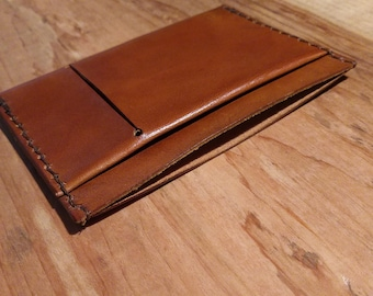 Leather ID / Card Wallet
