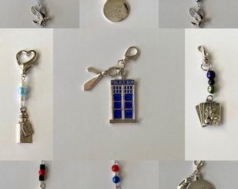 Fandom keychains