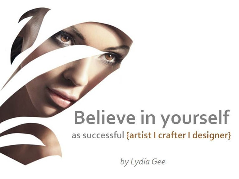 Believe in yourself... Seller handbook How to sell online pdf image 0