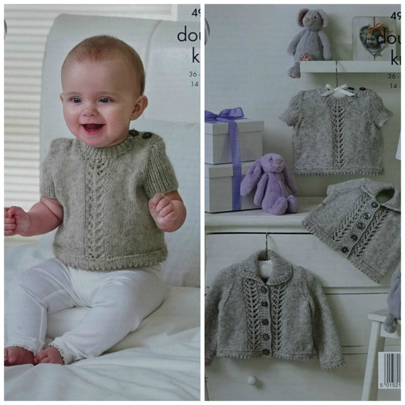 f157b0004595 Baby Patterns - KnittingPatterns4U