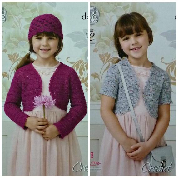 Mädchen Häkeln Muster C4426 Häkeln Muster Kinder Einfach Kurze Etsy
