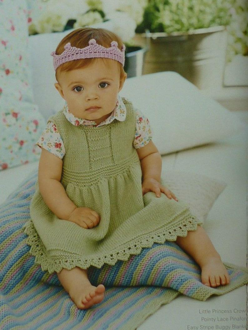 7d509d06d Baby Knitting Pattern PATTERN BOOK Baby Book 7 Knitting Book