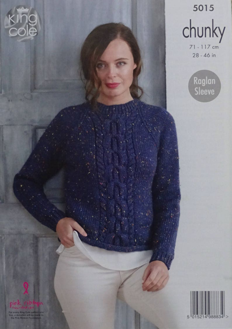 058e20ace177 Chunky Knitting Wool Yarn King Cole Tweed Chunky 100g Chunky