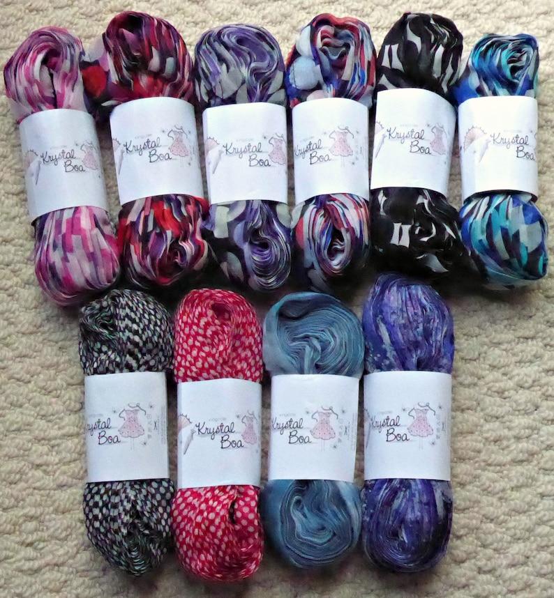Scarf Yarn Summer Knitting Yarn King Cole Krystal Boa Scarf Etsy