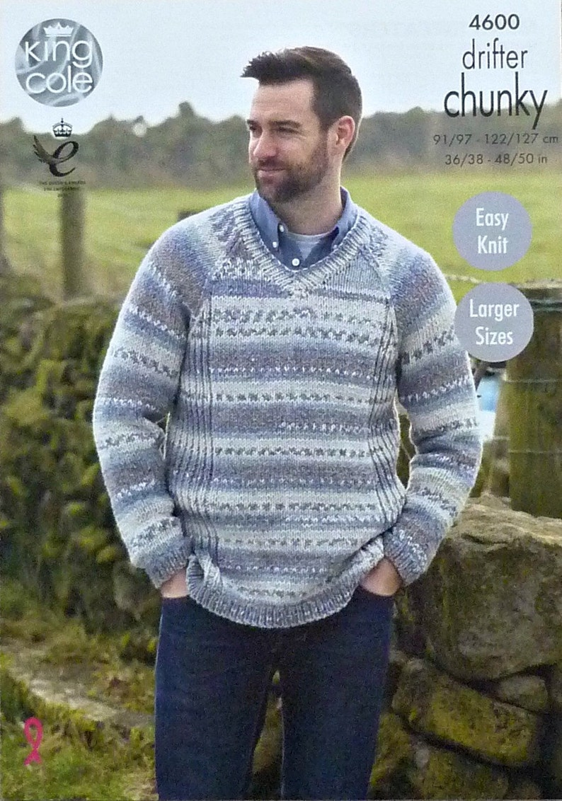 f8ab8eb03d72b Chunky Knitting Wool Yarn King Cole Drifter Cotton Mix Multi